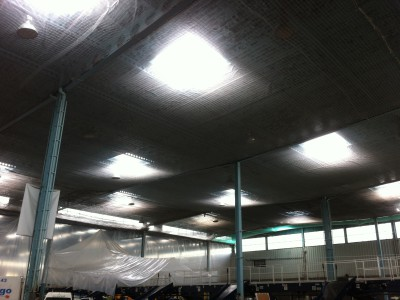 Redes bajo cubierta